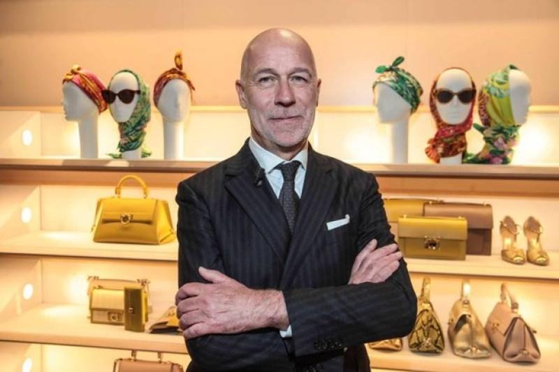 Mame Fashion Dictionary: Salvatore Ferragamo Eraldo Poletto
