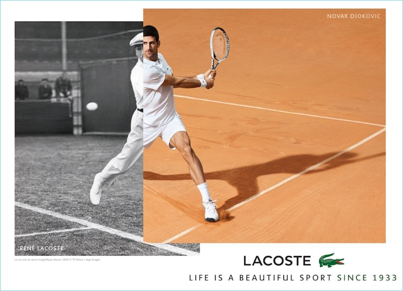 Lacoste 2017 Campaign