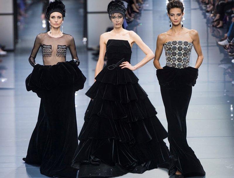Giorgio Armani 2005 First Haute Couture Collection