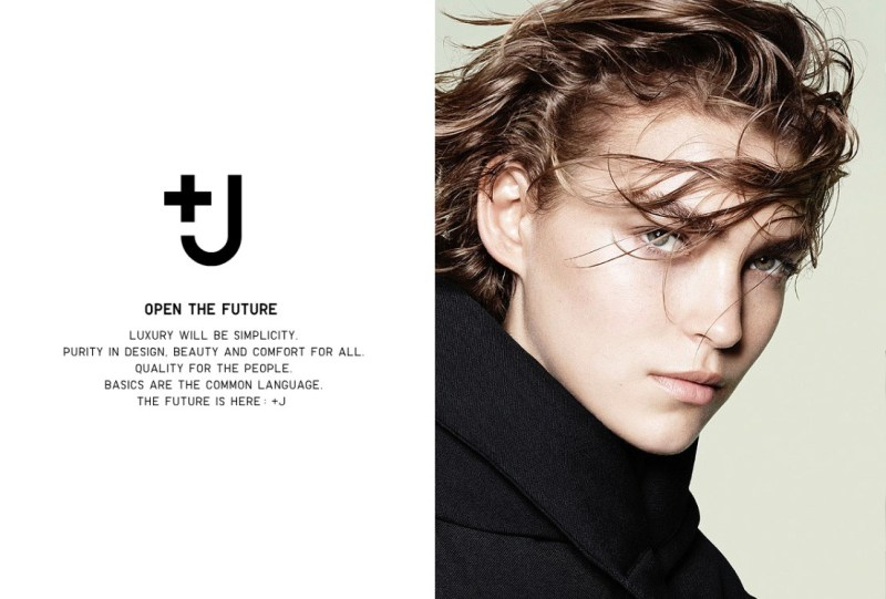 Jil Sander For Uniqlo J+ 2011 Fall/Winter