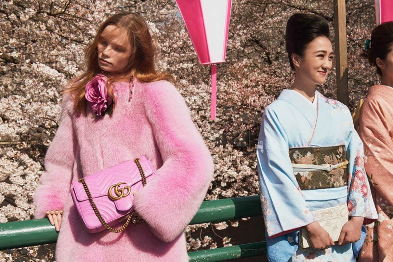 Mame Fashion Dictionary: Gucci in Japan