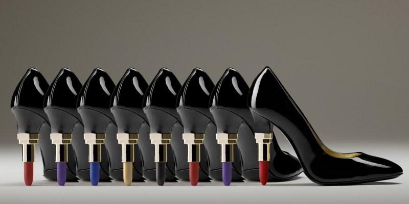 Alberto Guardiani Lipstick Heel