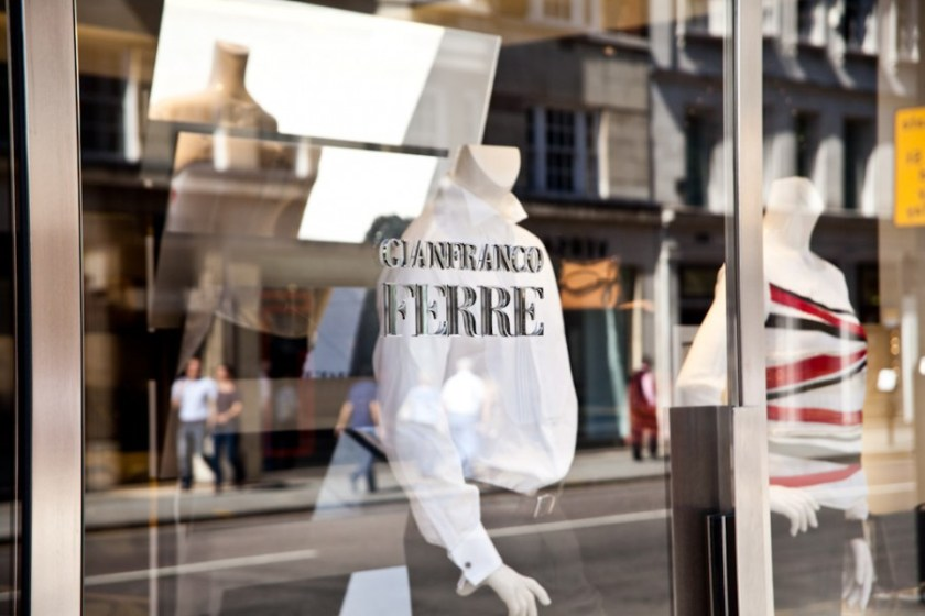Gianfranco Ferre Store at London