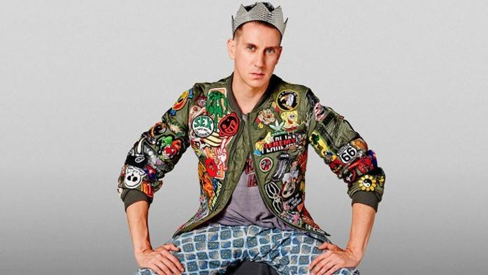 Jeremy Scott Creative Director of Moschino