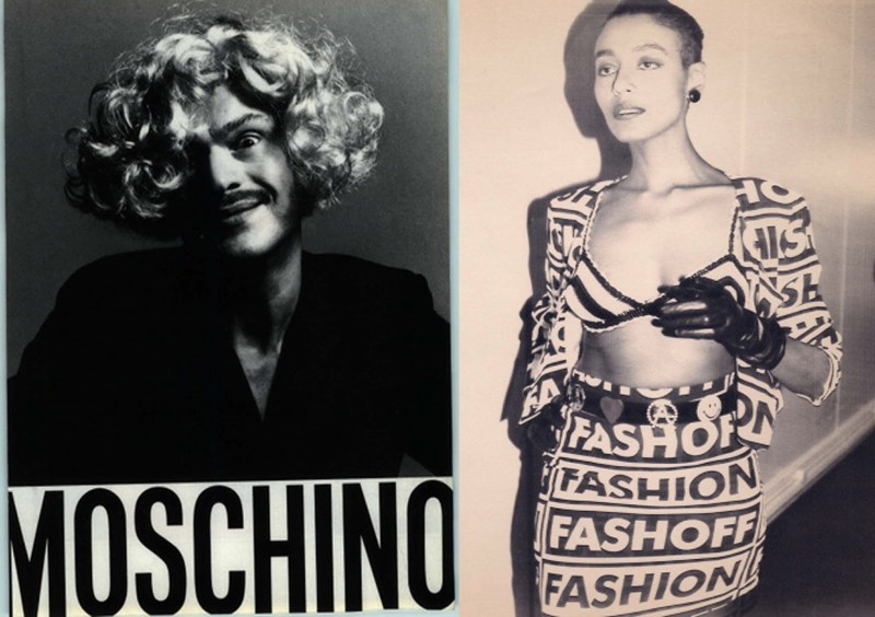 Moschino Stop the Fashion System Collection