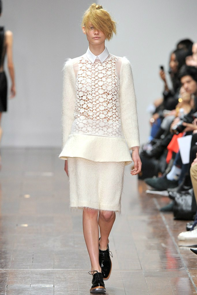 Simone Rocha First Collection Fall 2012Mame Fashion Dictionary: Simone Rocha First Collection Fall 2012