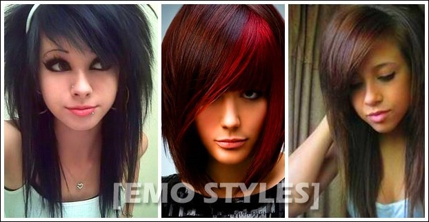 Before Getting An Emo Hairstyle Know These Facts