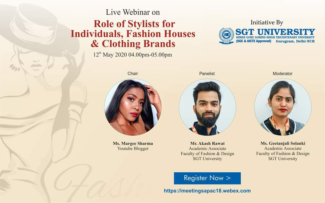 ROLE OF STYLISTS FOR INDIVIDUALS, FASHION HOUSES AND CLOTHING BRANDS