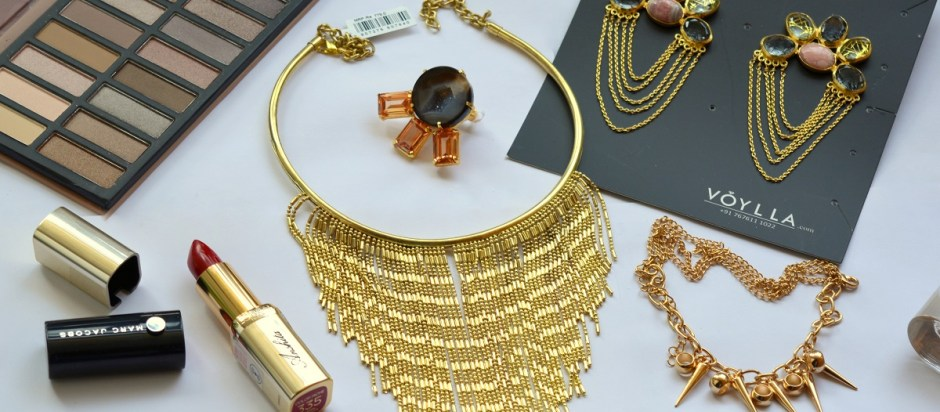 Voylla Com Online Shopping For Jewellery Review Haul Pricepetite