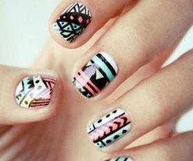 Ethnik Nails
