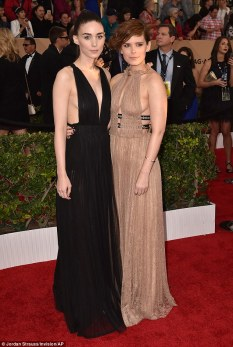 2. Rooney Mara and Kate Mara