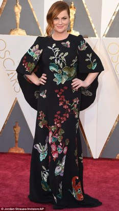 Amy Poehler in Andrew Gn