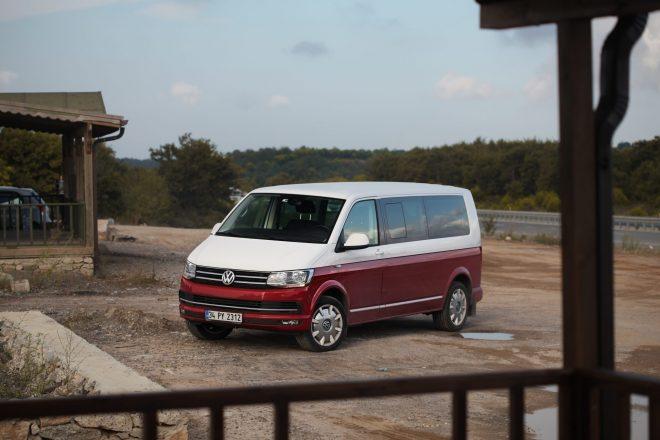 Volkswagen Caravelle 2018 modelinin test sürüşünü gerçekleştirdik.
