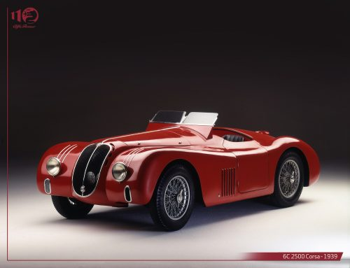 6C 2500 Corsa 1939