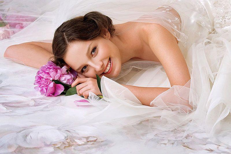 Как подготовить кожу к свадебной церемонии?