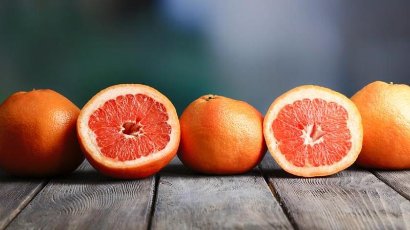 """Грейпфрут: польза и вред """"райского"""" фрукта"""