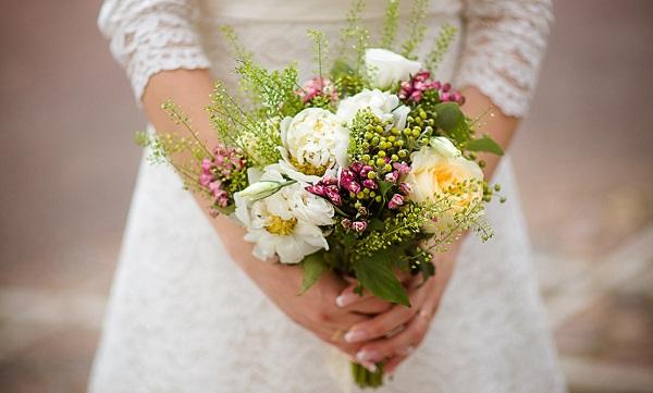 Выбираем свадебный букет невесты!