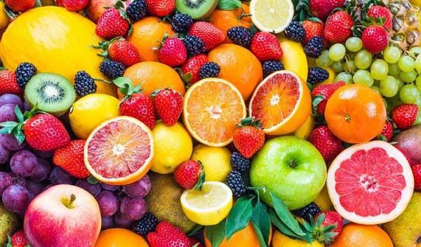 Летние витамины для красоты и здоровья: ягоды, фрукты, овощи