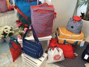 Kipling Summer Collection 15 travel