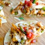 Make Ahead Monday: Chicken Tostadas