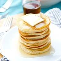 Fluffy Paleo Pancakes
