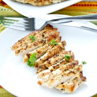 Perfect Grilled Chicken