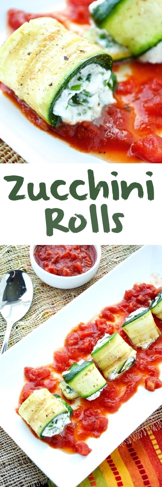 Zucchini Rolls Pin