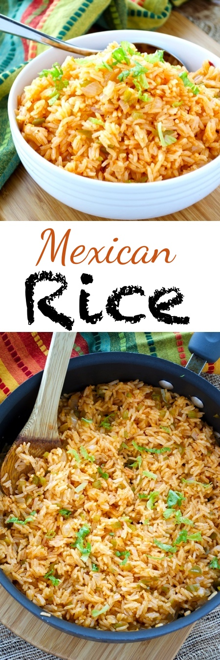 Mexican Rice Pin