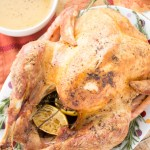 Roast Turkey and Gravy {Paleo}