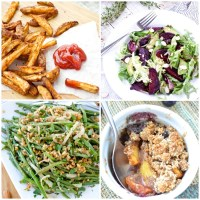 Vegan Recipe Roundup