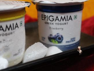 Epigamia Greek Yogurt