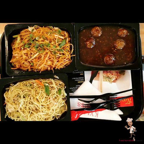 Chinese Food at Babu Chinese