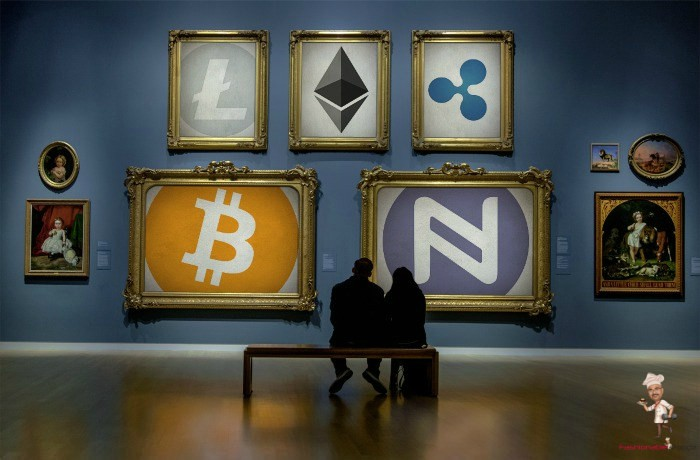 Popularity of Cryptocurrencies