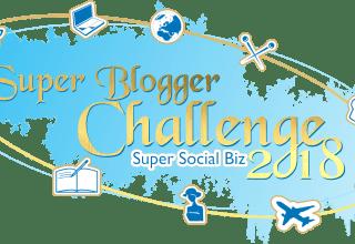 Super Blogger Challenge 20182