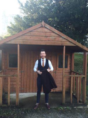 Burton Menswear Waistcoat