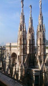 Milan Duomo and Vittorio Emanuele II