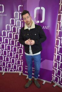 River Island borg lined jacket