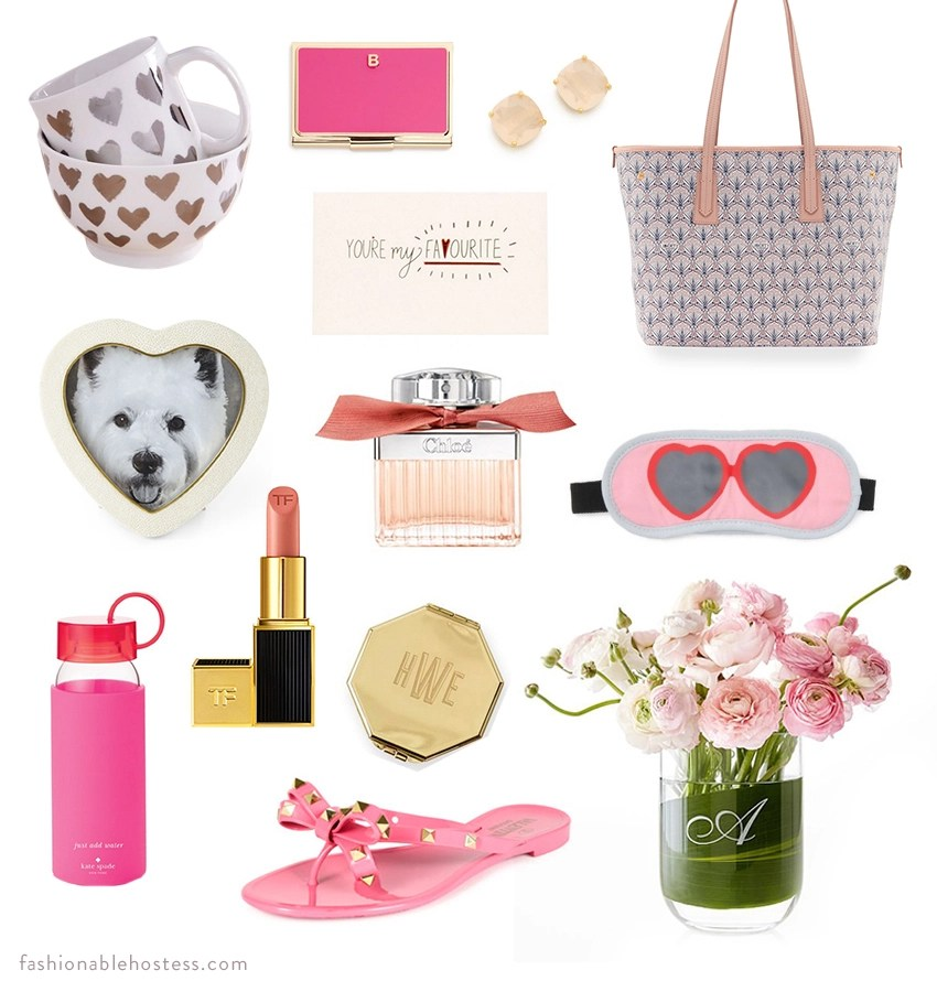 Valentines Day Gifts For Her Fashionable Hostess