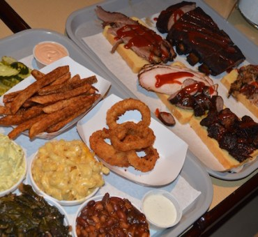 Pigsty BBQ Is A Perfect Example Of Why I'll Never Understand Vegetarians.