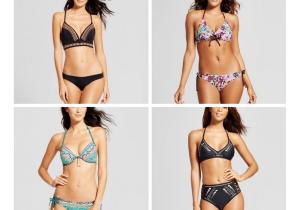 Bikini season with Target