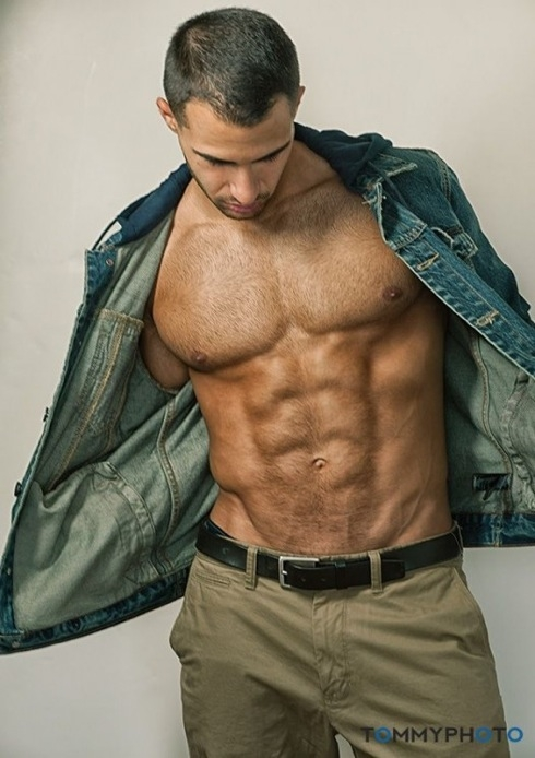 Milan E. Pfeisinger by Tommy Wu - Fashionably Male