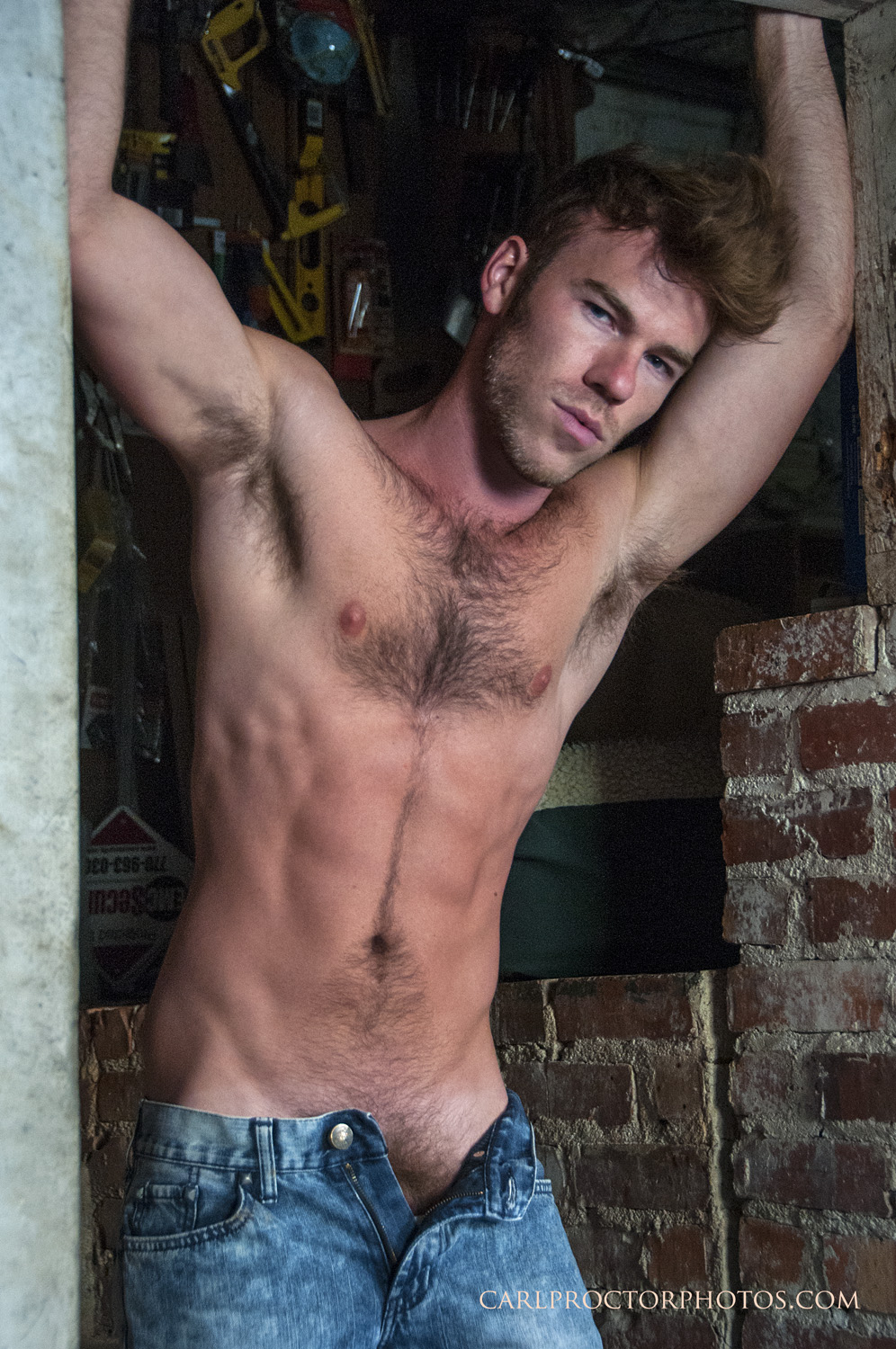 EXCLUSIVE: DW Chase by Carl Proctor - Fashionably Male