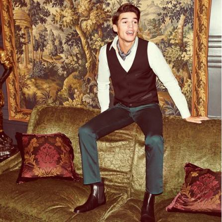 H&M UK - Be The Party Prince7