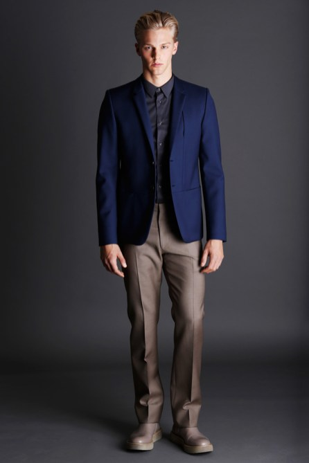 Calvin Klein Collection Mens Pre-Fall 201412