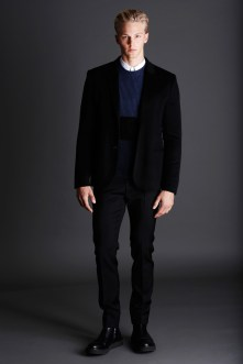 Calvin Klein Collection Mens Pre-Fall 20142