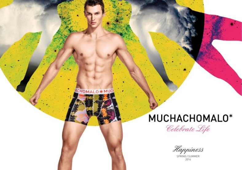 c000af14f6 Muchachomalo Spring/Summer 2014 Campaign - Fashionably Male