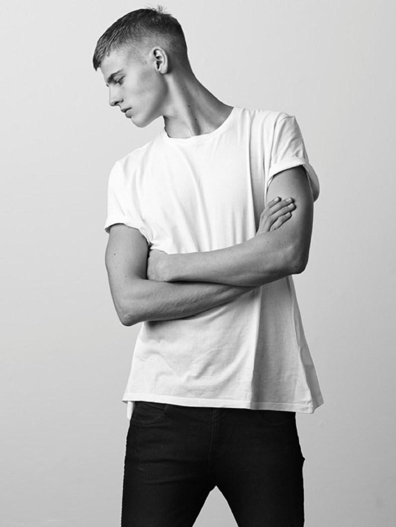 Unique Model,Chris Overgaard http-::sabas125.tumblr.com:5