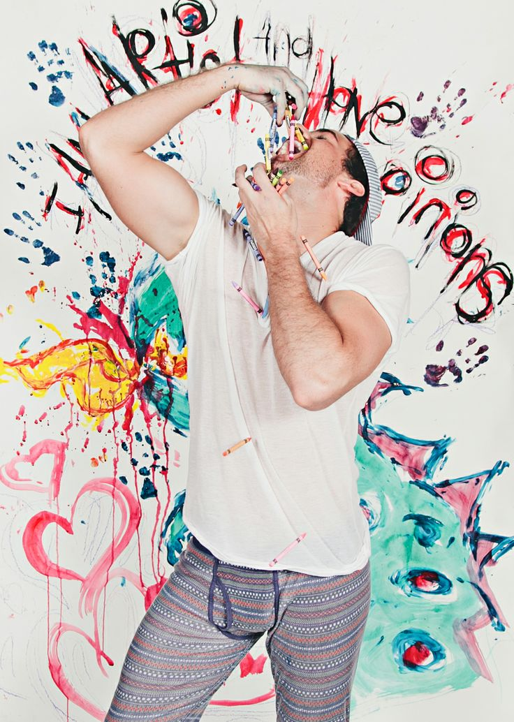 Art for Art Project :: Artist Zachary Crane4