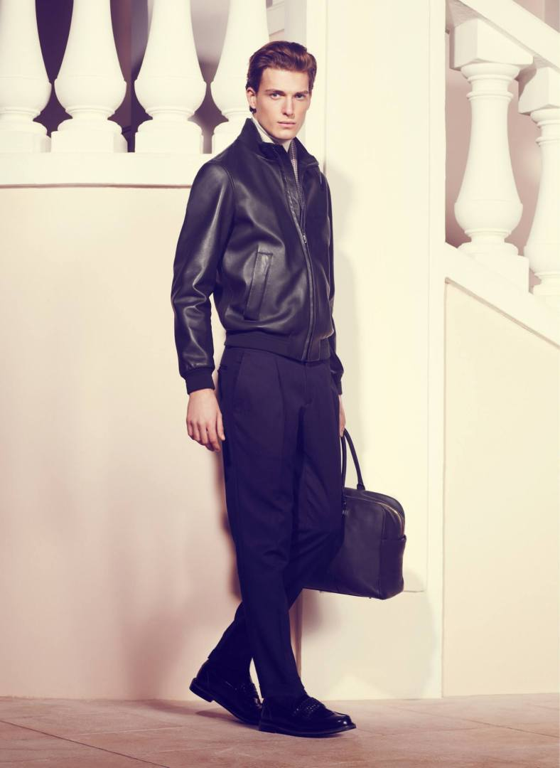e2453532c3a85 Façonnable Fall Winter 14.15 Collection - Fashionably Male