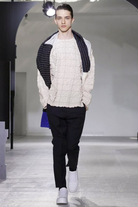 3.1 Phillip Lim, Menswear Spring Summer 2015 Fashion Show in Paris